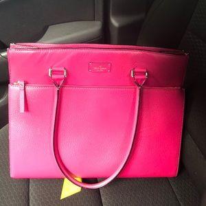 Kate spade hot pink purse